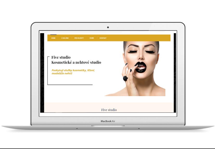 reference kosmetické studio